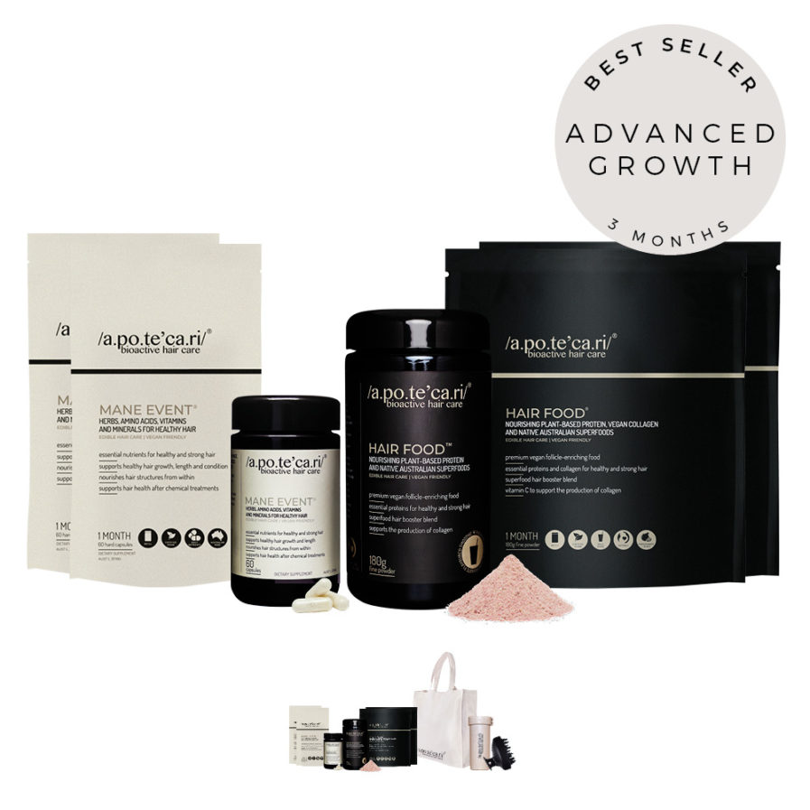 Apotecari Advanced Growth Kit